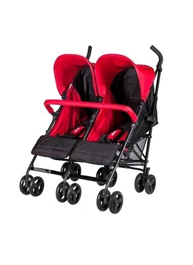 Prego İkiz Bebek Arabası Hardal